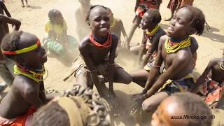 getlinkyoutube.com-Dassanach tribe. Ethiopia . VIDEO by Mindia Midelashvili 2013