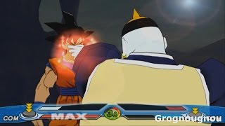 getlinkyoutube.com-Goku VS Android C-19 (playable) in Dragon Ball Z Budokai 3 (Mod)
