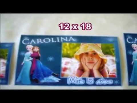 Souvenirs Imanes y Calendarios Personalizados para Cumpleaños Infantiles - 15 Años- Casamientos