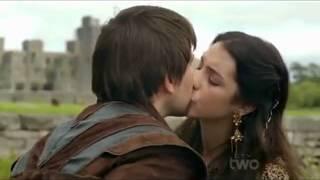getlinkyoutube.com-Best TV Couples and Kisses