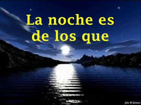 La Noche Es de Tahures Zurdos Letra y Video