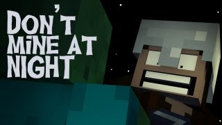 "getlinkyoutube.com-""Don't Mine At Night"" - A Minecraft Parody of Katy Perry's Last Friday Night (Music Video)"