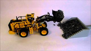 getlinkyoutube.com-Lego Technic #42030