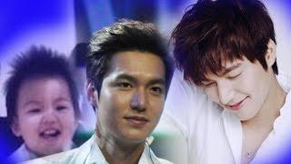 getlinkyoutube.com-Lee Min Ho - from Beautiful Baby to Beautiful Man