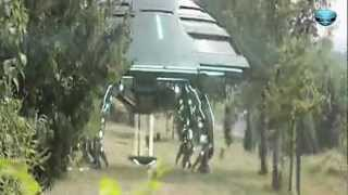 UFO Lands In China With Aviator? 2012 HD