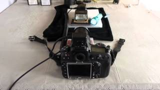 getlinkyoutube.com-Slide Copying with Nikon ES-1 35mm Slide Copying Adapter