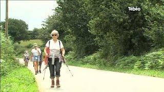 Sud Finistère : Rencontre avec des pèlerins du Tro Breiz
