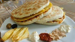 getlinkyoutube.com-Chapati Tunisien - وصفة شباتي تونسي