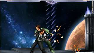 getlinkyoutube.com-[KOF WOJ] A.Kyo VS Kyo Kusanagi CT