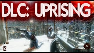 getlinkyoutube.com-Mob of the Dead - 14 rounds Black Ops II Uprising (ZOMBIES)