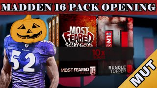 getlinkyoutube.com-► MUT 16  - MOST FEARED PACK OPENING - Madden 16 NEW MIKE VICK & DAWKINS!