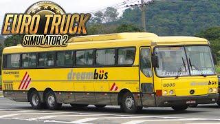 Ônibus Monobloco O-400RSD - Euro Truck Simulator 2