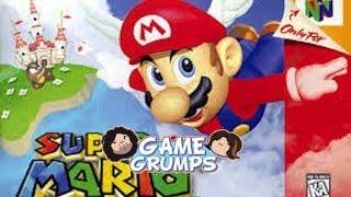 getlinkyoutube.com-Game Grumps Super Mario 64 Mega Compilation