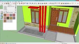 getlinkyoutube.com-Demo Mendesain Rumah di Google Sketchup