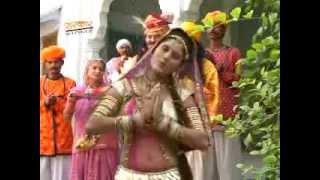 getlinkyoutube.com-Mataji Aarti Ra Vega Vega Padhar Jo - Chittor Ri Ban Mata - Sarita Kharwal