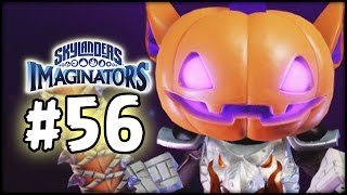 getlinkyoutube.com-Skylanders Imaginators - Gameplay Walkthrough - Part 56 - Pumpking!