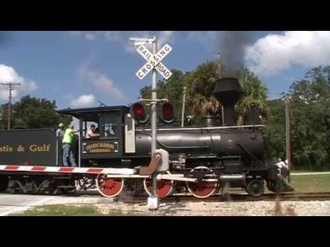 hd Orange Blossom Canonball Steam Engine Run 10-16-2011