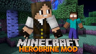getlinkyoutube.com-Minecraft: Sustos com o Herobrine! (MOD do Herobrine)
