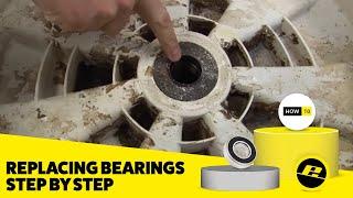 getlinkyoutube.com-How to Replace Washing Machine Bearings