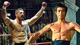 Bruce Lee VS Scott Adkins - Yuri Boyka Versus ENTER THE DRAGON!☯ Undisputed Martial Arts Fights