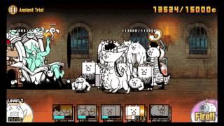 Battle Cats Ancient Trial