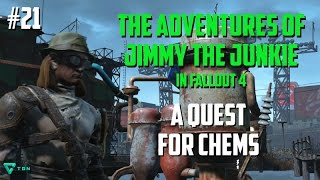 getlinkyoutube.com-Fallout 4 Role Play - Episode 21: A Quest For Chems