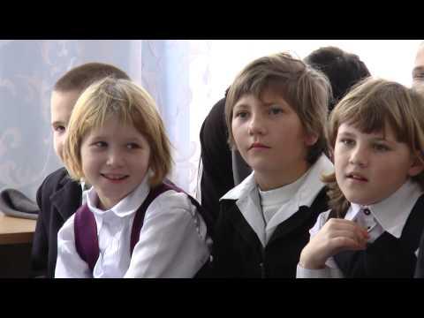 Рождество в Калининской школе-интернате