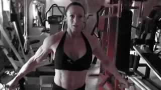 getlinkyoutube.com-IFBB Pro Nathalie Falk - 4 weeks out of Arnold Classic 2015