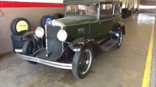 getlinkyoutube.com-1929 Chevrolet VanDevere Chevrolet Akron Ohio.MOV