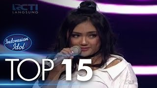 MARION - DAMN I LOVE YOU (Agnez Mo) - TOP 15 - Indonesian Idol 2018 width=