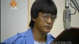 Rato Rani Phule Jhain Saanjhama by Danny Denzongpa [ORIGINAL VIDEO]
