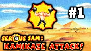 getlinkyoutube.com-Serious Sam: Kamikaze Attack!