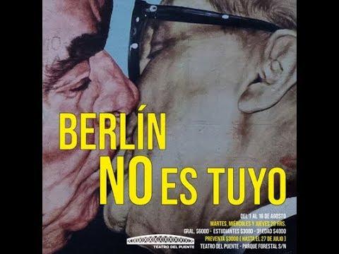 BERLÍN NO ES TUYO