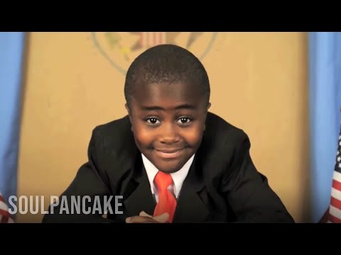 The First Kid President Episode Ever!