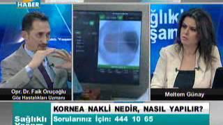Op.Dr. Faik Oruçoğlu Kornea Nakli