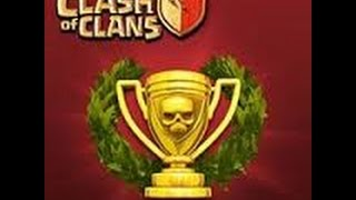 getlinkyoutube.com-::[Clash of Clan]:: ขึ้นถ้วยง่ายๆ