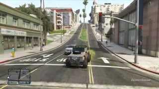 getlinkyoutube.com-قراند GTA 5 عطوك باند واللعبة تعلق عليك ؟ الحل هناا