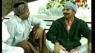 getlinkyoutube.com-Best Comedy of Binnu dhillon and Bhagwant Maan as jhanda  Amli ever