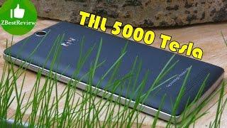 getlinkyoutube.com-✔ THL 5000 Tesla, THL 5000T Полный обзор. Review. Gearbest