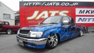 ジャッツ ハイラックス 4輪独立ハイスピードエアサス ダンプベット