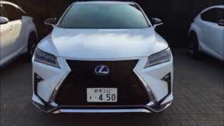getlinkyoutube.com-LEXUS RX 450h F SPORT