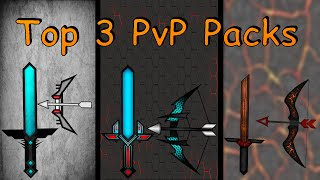 getlinkyoutube.com-[1.8] Top 3 Minecraft PvP Texture Packs | Best PvP Packs + Map Download | 200 Sub special