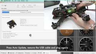 getlinkyoutube.com-How to Setup a Storm Racing Drone CC3D Filght Controller (Firmware v14.10) - HeliPal.com
