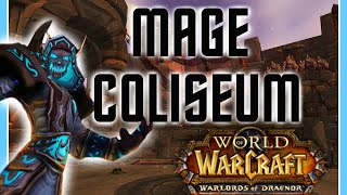 Xaryu wins Highmaul Coliseum as FROST MAGE?!?!