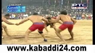 kabaddi world cup 2011 semi final   4