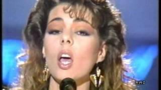 getlinkyoutube.com-SANDRA - Loreen - Disco Ring, Italy (1986)