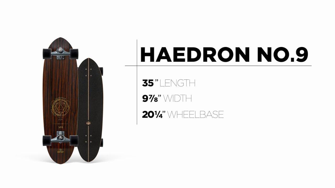 35″ Haedron No. 9