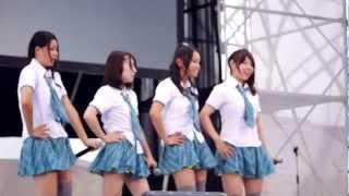 getlinkyoutube.com-Loveit!(ラビット) / SuperSummerGirl  福島県ご当地アイドル
