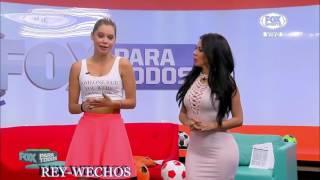 getlinkyoutube.com-Jimena sanchez acomodándose tanga en pleno programa