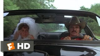 Smokey and the Bandit (4/10) Movie CLIP - Runaway Bride (1977) HD